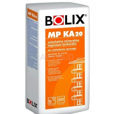 Mineralinis tinkas Bolix KA 20