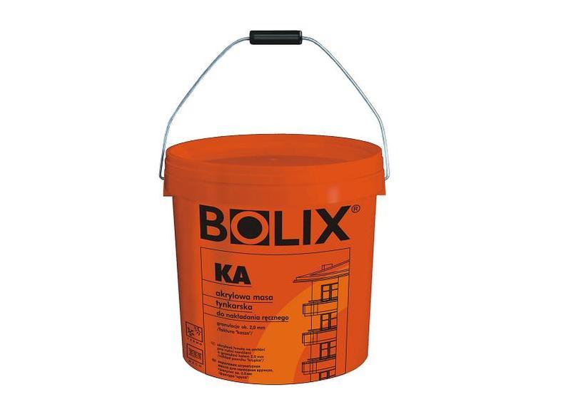 Akrilinis tinkas Bolix KA samanėlė 1mm 30kg