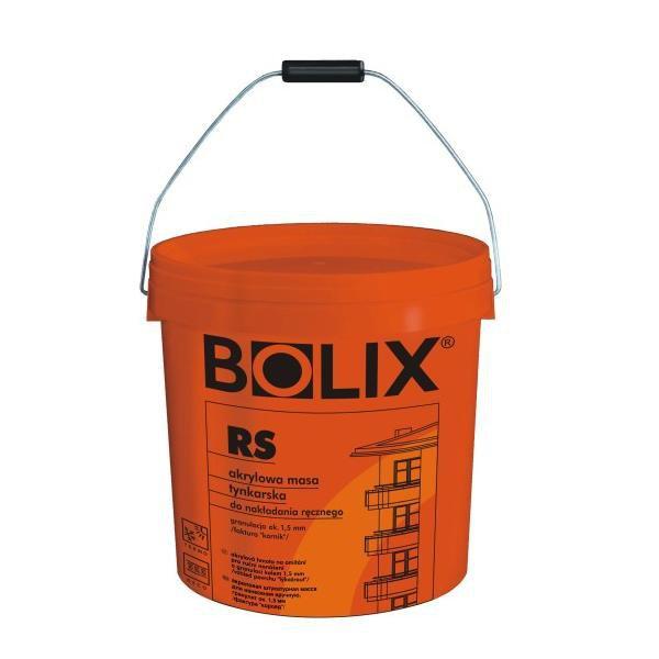 Akrilinis tinkas BOLIX RS lietutis 1,5mm 30 kg