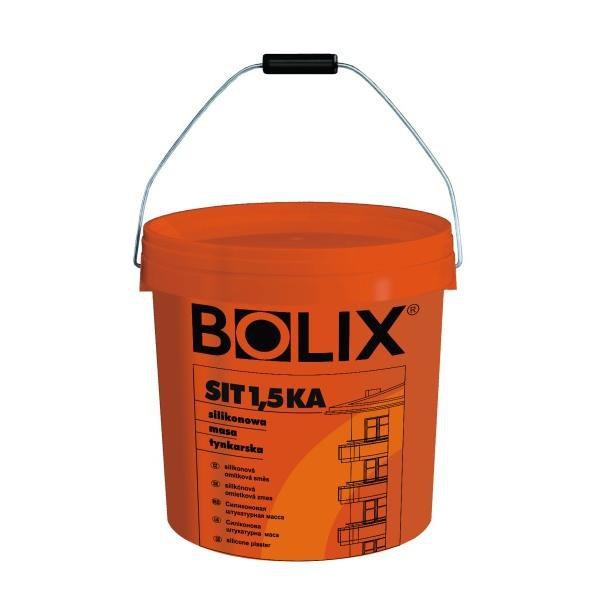 Silikoninis tinkas Bolix SIT samanėlė 2mm 30kg