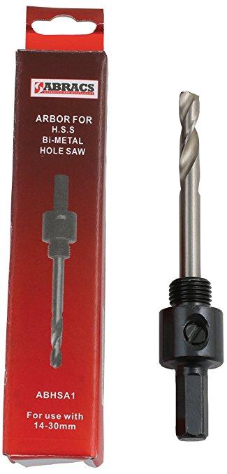 Bi metalo gręžimo karūnos adapteris 14-30mm