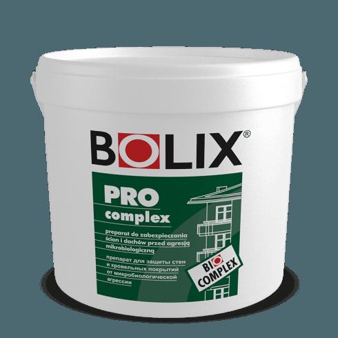 Apsaugai nuo mikrobiologinio poveikio BOLIX COMPLEX 5 kg