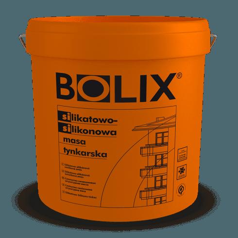 Silikon-silikatinis dekorotivinis tinkas BOLIX SI SIT 2 KA 30kg