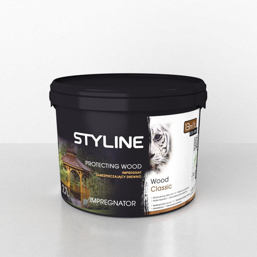WOOD STYLE CLASSIC 0.9l