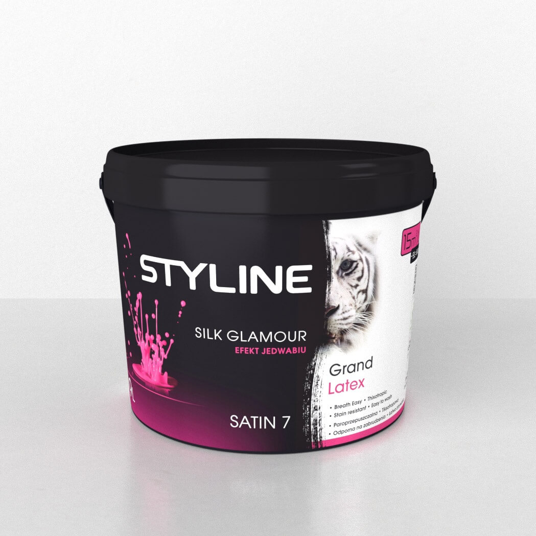 GRAND LATEX STYLE SATIN 5l
