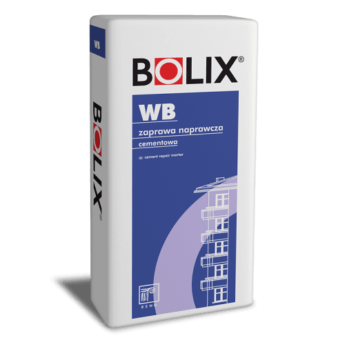 BOLIX WB 25 kg remontinis mišinys